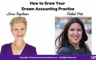 How to Grow Your Dream Accounting Practice